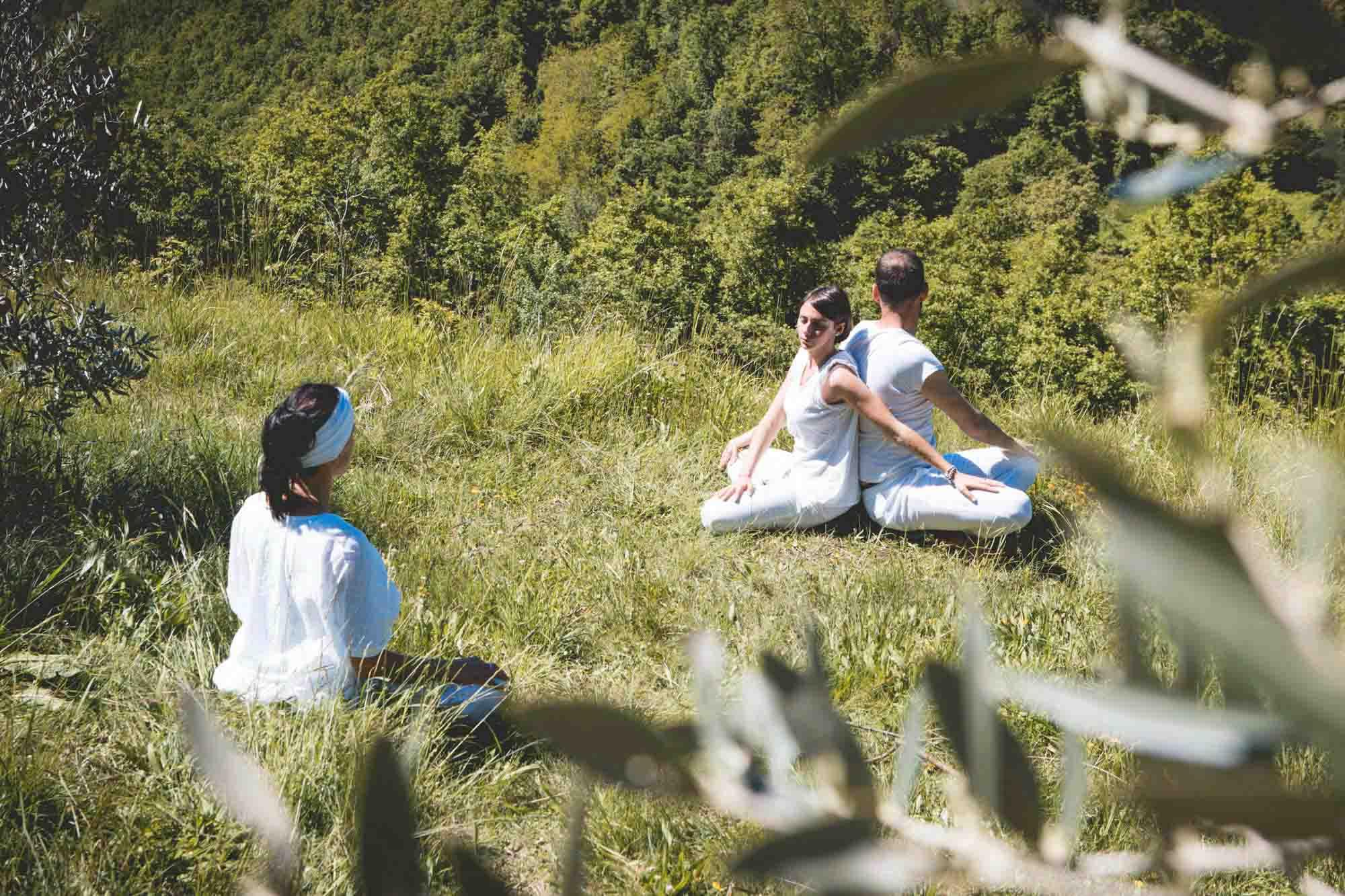 pacchetto esperienza yoga restorative