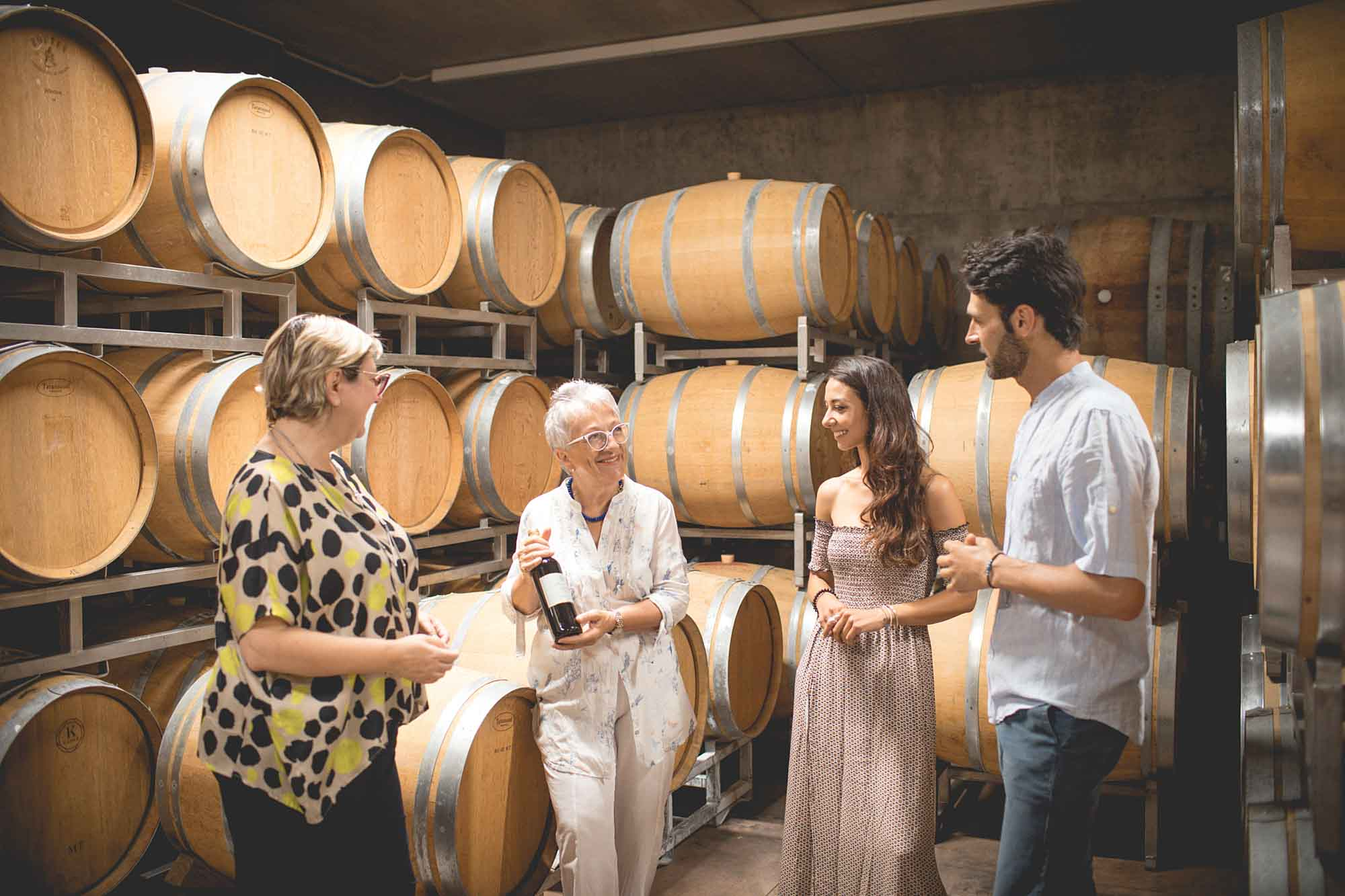 esperienza art and wine tour